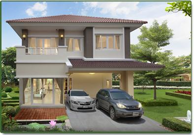 Casa Ville Watcharaphon - Sukhaphiban 5