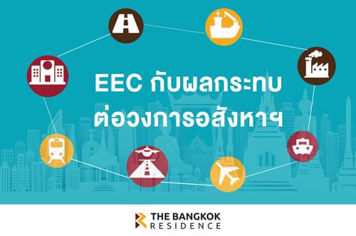 EEC คืออะไร? และมีผลกระทบอย่างไรต่อวงการอสังหาฯ?