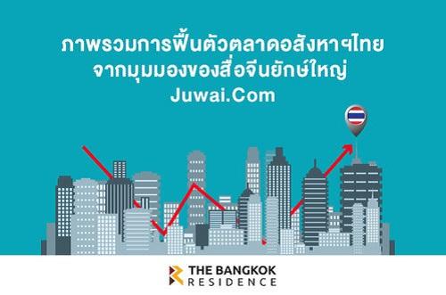 ภาพรวมตลาดอสังหาฯไทยจากมุมมองของสื่อจีนยักษ์ใหญ่ Juwai.Com